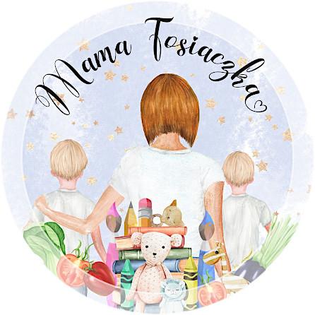 Mama Tosiaczka logo